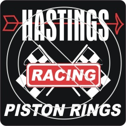 Hastings Piston Rings Square shape
