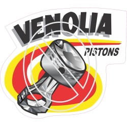 Venolia Forged Racing Pistons old style