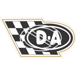 D-A Checkered Flag
