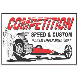 Competition Speed and Custom