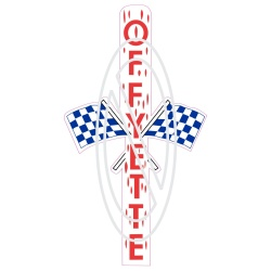 Offyette Logo with Red Lettering