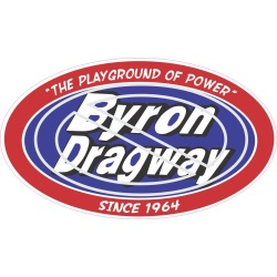 "Byron Dragway ""The Playground of Power"""